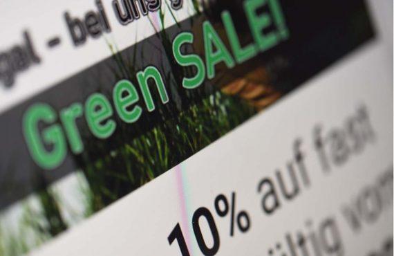AngelHAACK mit Green Sale – 10% Rabatt auf Karpfentackle