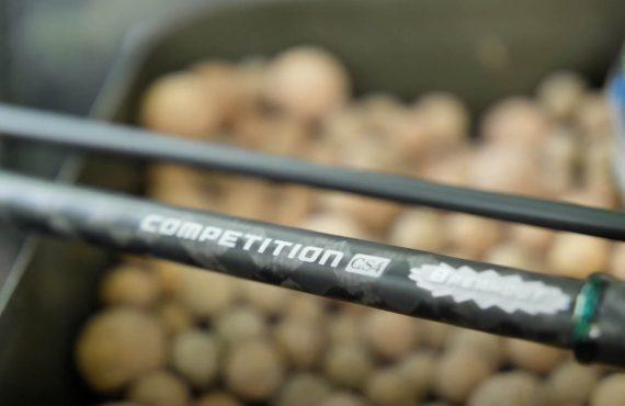 Sportex Competition CS4 Breakout – neuer Rutenstyle für Karpfenangler