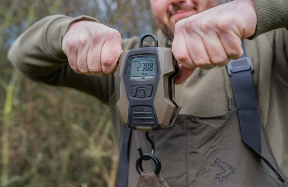 Digital Scales – Neue Digitalwaage von Avid Carp