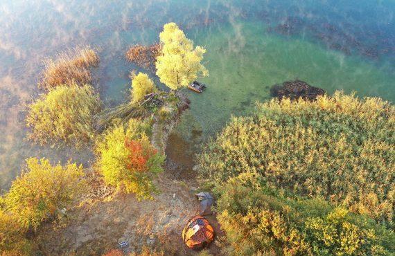 Auf einer Insel in Nordfrankreich – Sidney Kalbitz