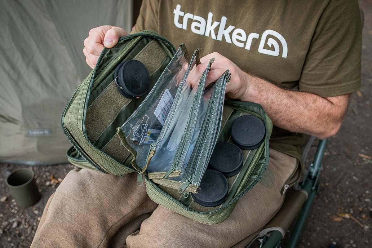 twelvefeetmag rigs aufbewahren 4 -  - Trakker Products, trakker, Rigs sortieren, Rigs aufbewahren
