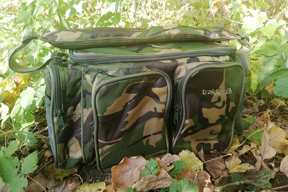 twelvefeetmag trakker dpm compact carryall 2 -  - Trakker Products, Trakker DPM Compact Carryall, Trakker DPM, Angling Direct