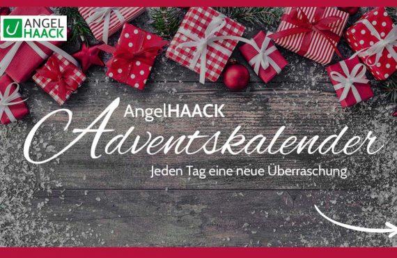 AngelHAACK Adventskalender – jeden Tag ein neuer Mega-Deal