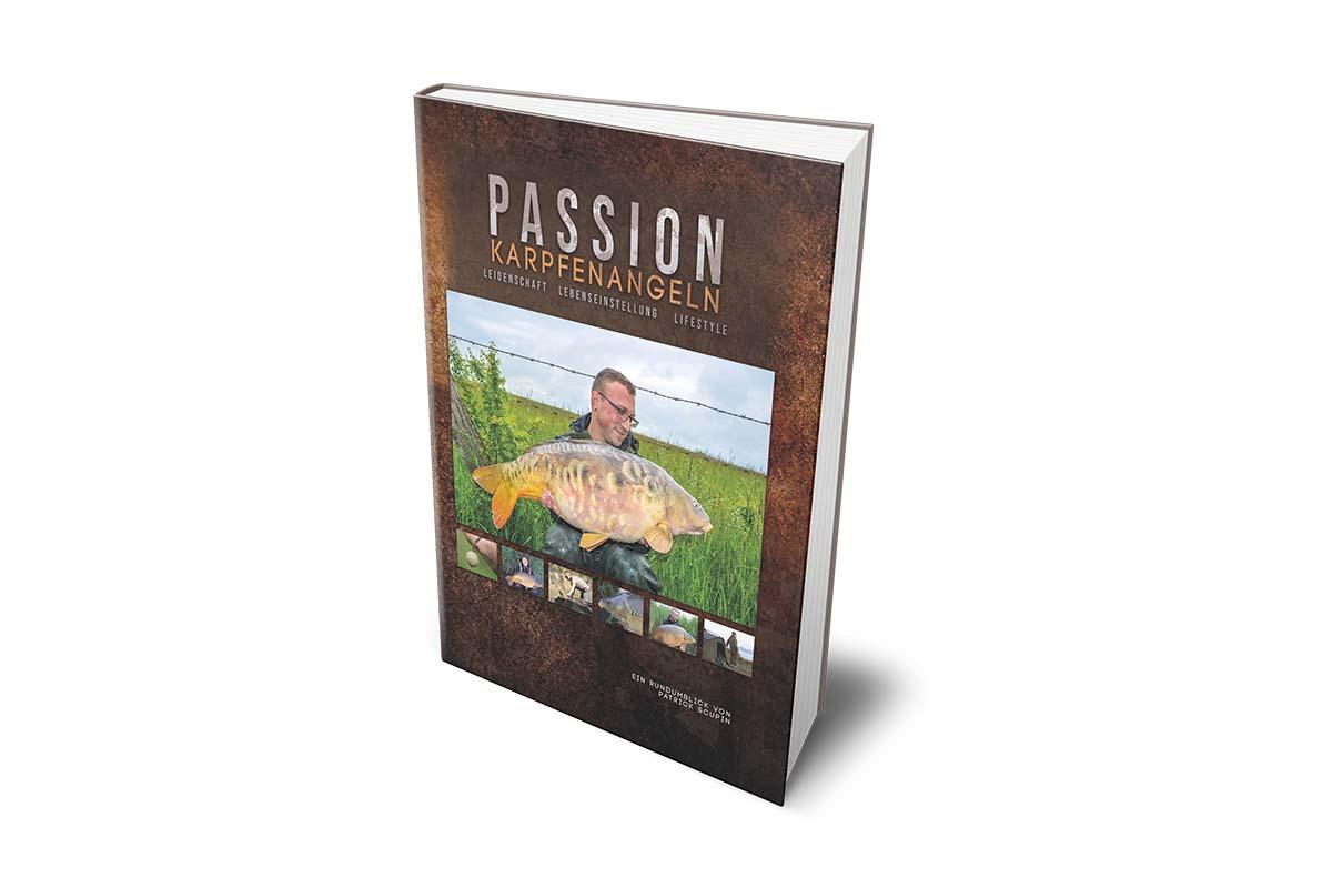 twelvefeetmag passion karpfenangeln patrick scupin 1 -  - Patrick Scupin, Passion Karpfenangeln, Neues Buch