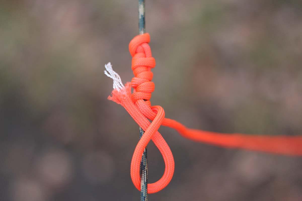 twelvefeetmag schlagschnurknoten fg knoten 6 -  - Schlagschnurknoten, FG-Knoten
