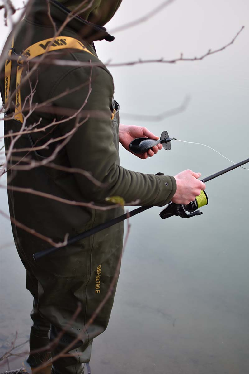 twelvefeetmag spod rods 10ft. 9 -  - Wolf X-Ruten, Wolf International, Wolf Int, Spodden 10 ft. Ruten, Spodden, Spod Rod 10 ft.