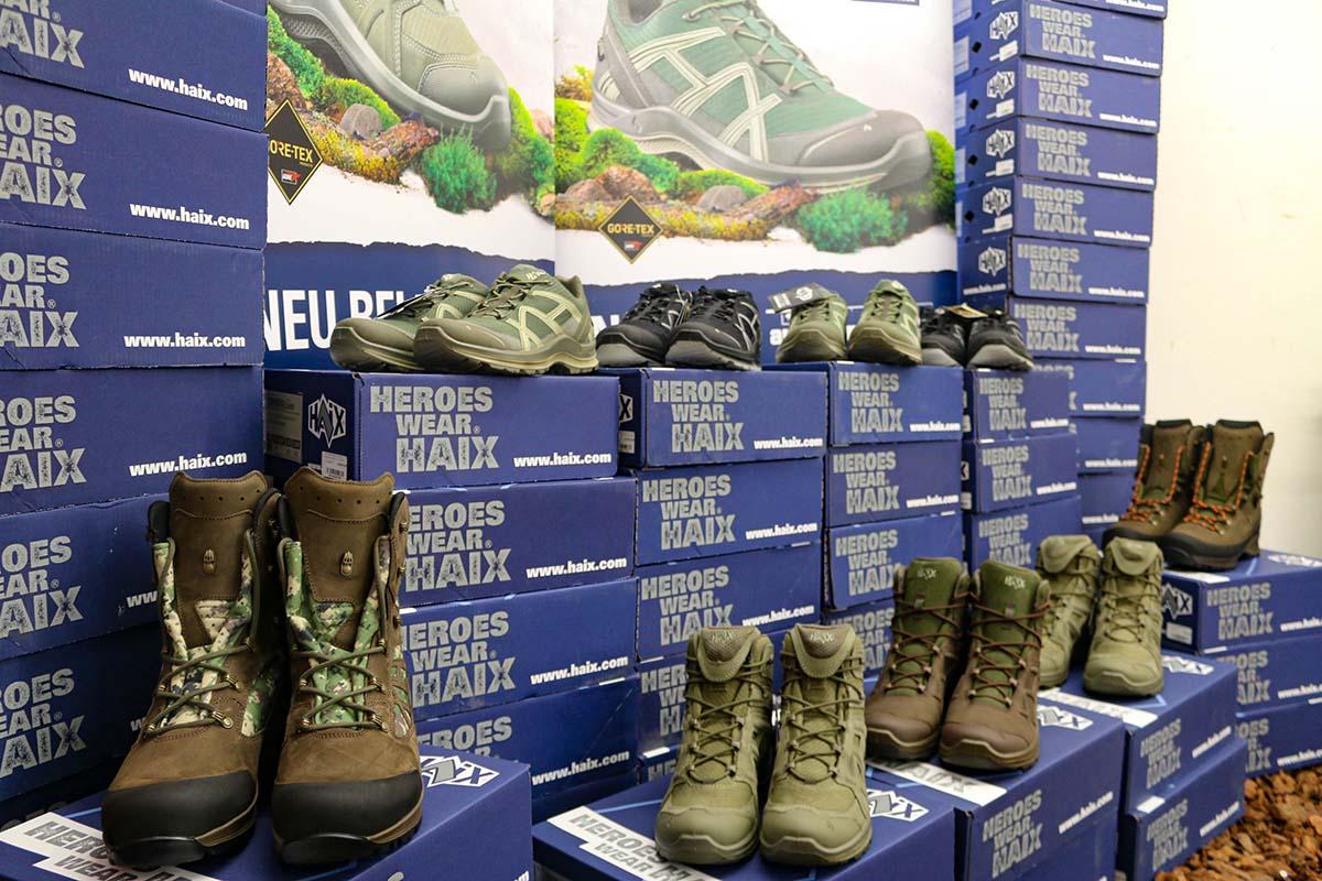 twelvefeetmag haix outdoorschuhe für karpfenangler 5 -  - Schuhe für Karpfenangler, Schuhe, Outdoorschuhe für Karpfenangler, Outdoorschuhe, Haix