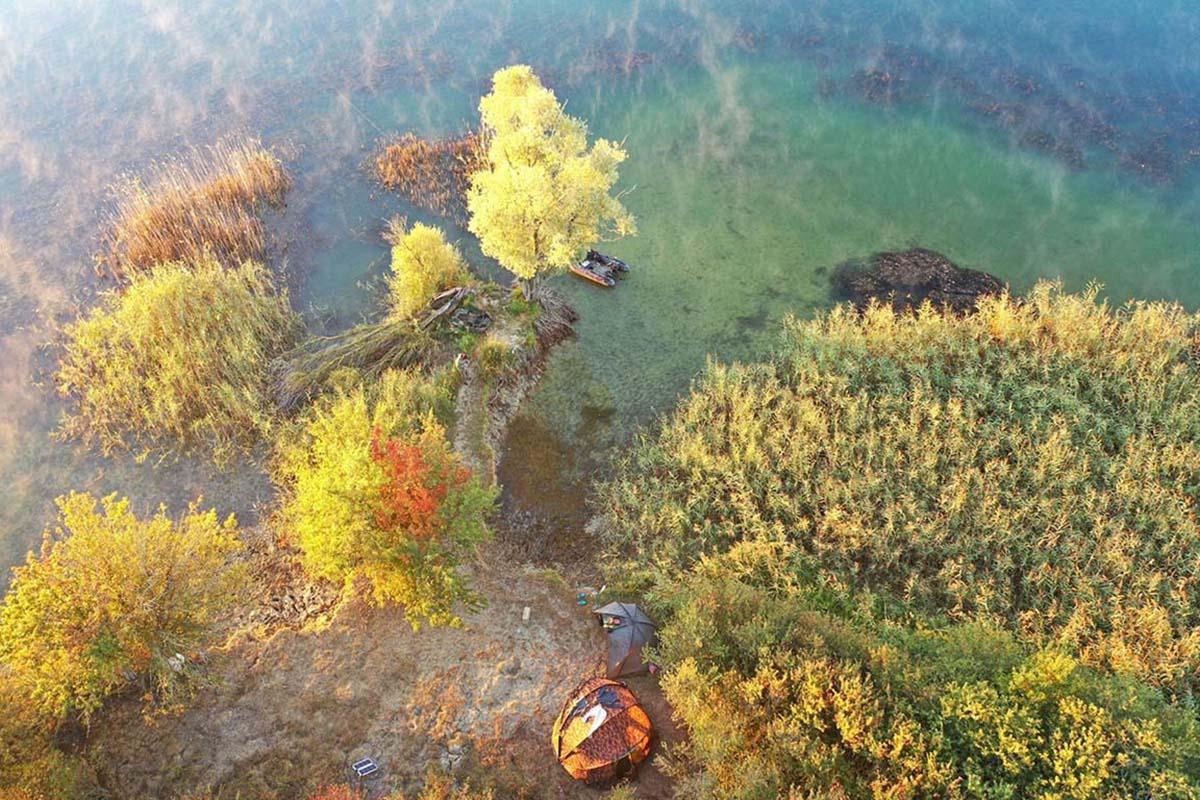 twelvefeetmag karpfenangeln stausee frankreich 2 -  - Stauseeangeln, Nordfrankreich, Karpfenangeln in Frankreich