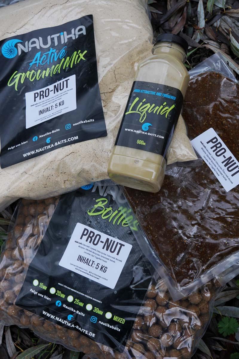 twelvefeetmag pro nut boilie 2 -  - Winterköder, Pro-Nut Winterbundle, Pro-Nut Boilie, Pro-Nut, Nautika-Baits