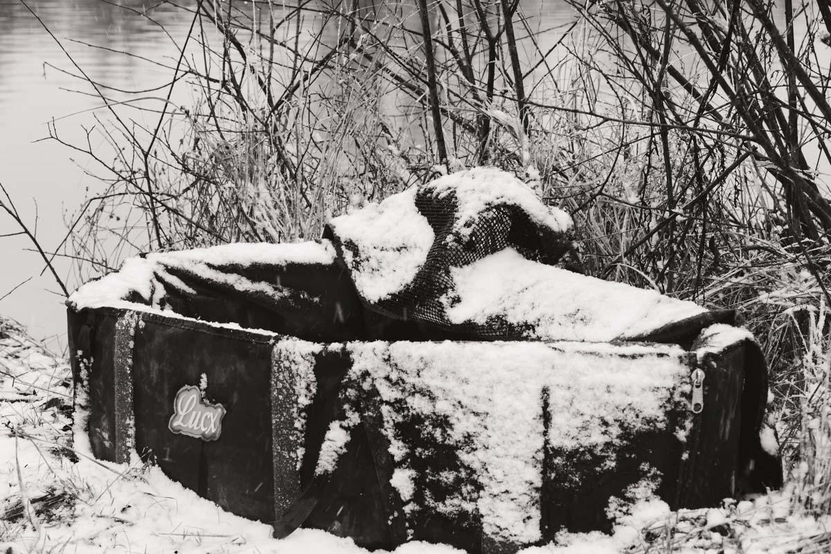 twelvefeet stories 2021 stefankischel 18 -  - Wintersession, winterkarpfen, Stefan Kischel, KArpfenangeln im Winter