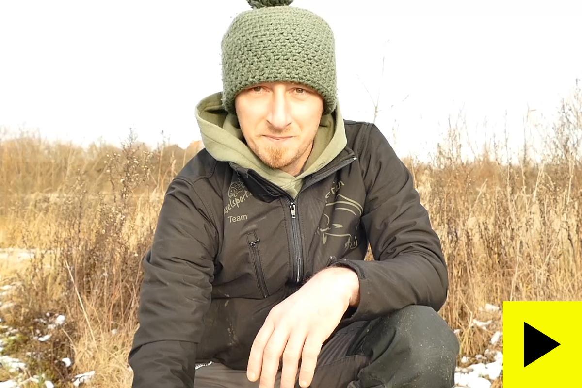 twelvefeet stories 2021 stefankischel 35 -  - Wintersession, winterkarpfen, Stefan Kischel, KArpfenangeln im Winter
