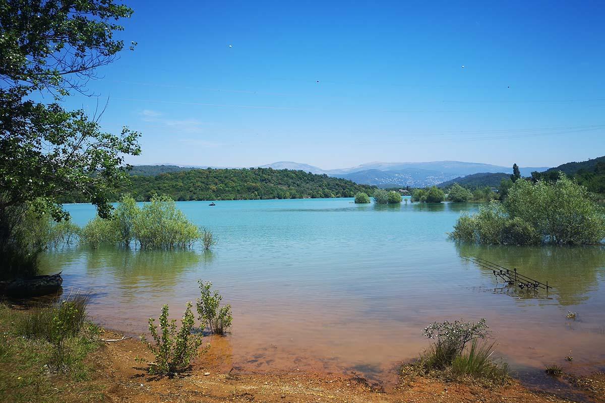 twelvefeetmag karpfenangeln cassien thomas roll 1 -  - Lac de Saint Cassien, Cassien
