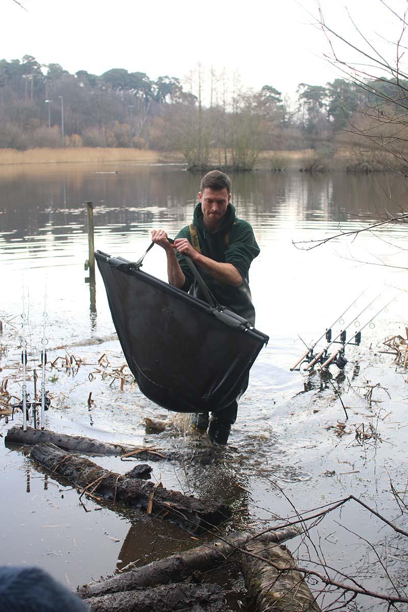 twelvefeetmag zielfischjagd beim karpfenangeln dave woods 1 -  - Zielfischjagd, Zielfisch