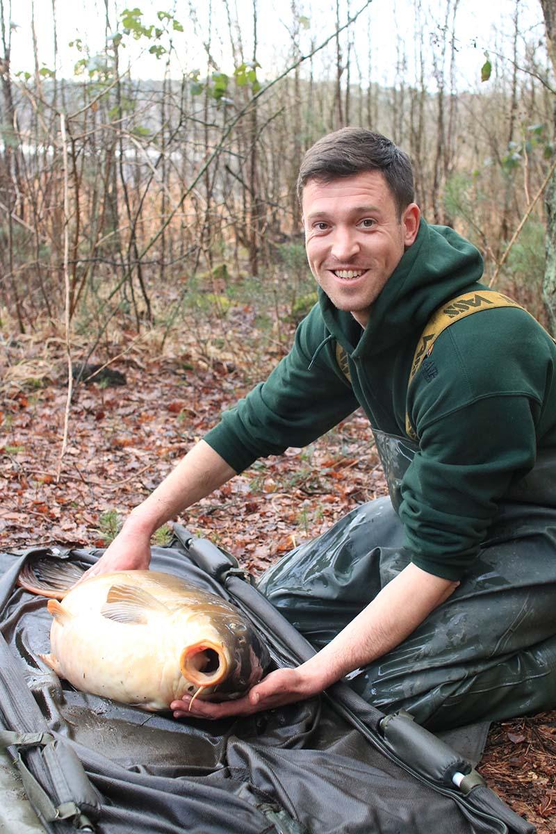 twelvefeetmag zielfischjagd beim karpfenangeln dave woods 2 -  - Zielfischjagd, Zielfisch