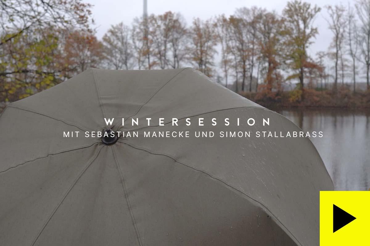 twelvefeet stories 2021 sebastianmanecke 17 -  - Karpfenanglen im kalten Wasser, KArpfenangeln im Winter, kaltes Wasser, kalte Jahreszeit