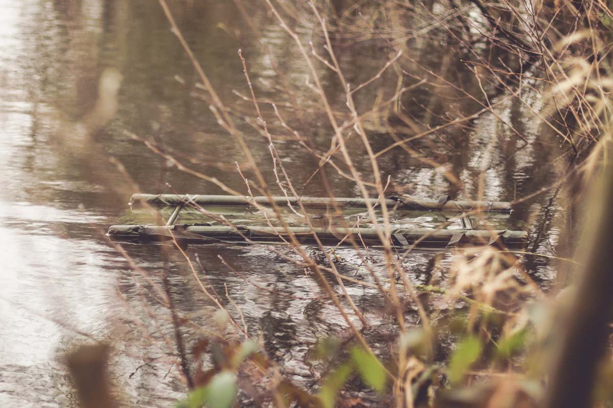 twelvefeet stories 2021 sebastianmanecke 7 -  - Karpfenanglen im kalten Wasser, KArpfenangeln im Winter, kaltes Wasser, kalte Jahreszeit