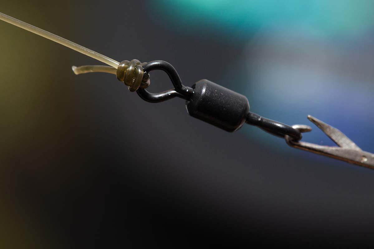 twelvefeetmag knoten am wirbel 6 -  - Wirbel, Palomarknoten, Leader splicen, Knoten