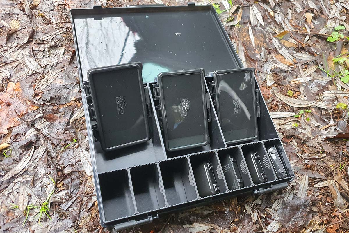 twelvefeetmag nash box logic loaded 2 -  - Nash Tackle, Nash Box Logic Loaded, nash