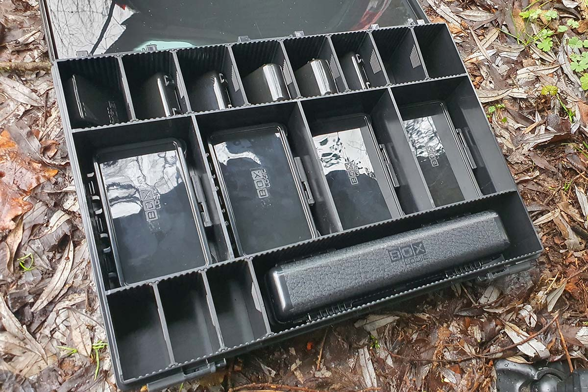 twelvefeetmag nash box logic loaded 3 -  - Nash Tackle, Nash Box Logic Loaded, nash