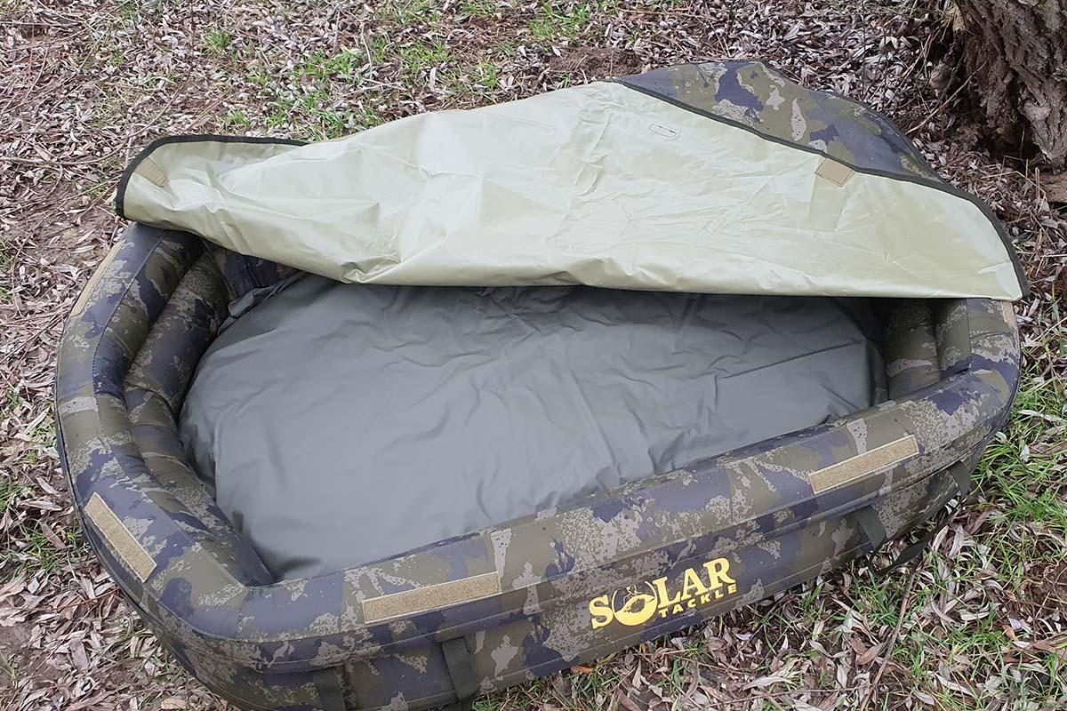 twelvefeetmag solar tackle abhakmatte 5 -  - UnderCover Inflatable Unhooking Mat, Solar Tackle UnderCover Inflatable Unhooking Mat, Solar Tackle, Abhakmatte