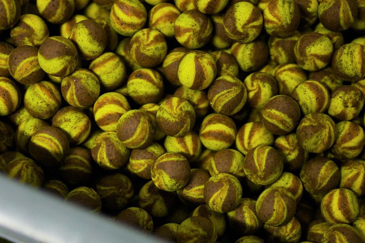 twelvefeetmag wafter pop ups bait fabrik 4 -  - Köder für Frühjahr, High Attraction Milky Liver Wafter, High Attraction Fact Yellow Wafter, High Attraction Belachan Banana Pop-Up, Bait Fabrik