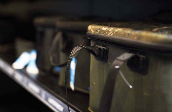 Waterbox – EVA-Taschenserie von Nash Tackle