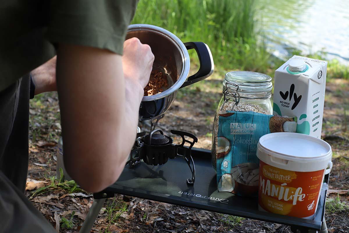 twelvefeetmag essen ohne kühlung 2 -  - Essen ohne Kühlung, Essen beim Karpfenangeln