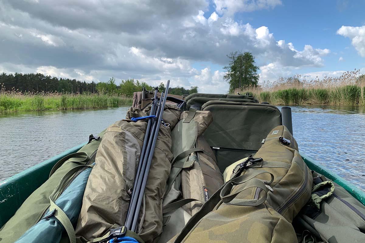 twelvefeetmag karpfenangeln am fluss 6 -  - Spree, Karpfenangeln Spee, Karpfenangeln am Fluss, Flussangeln