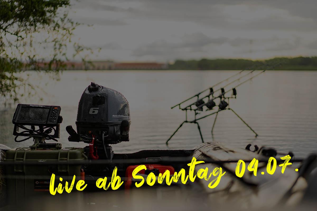 twelveft nur noch 2 tage2 -  - Videoportal für Karpfenangler, Videoportal, twelve ft. PRO