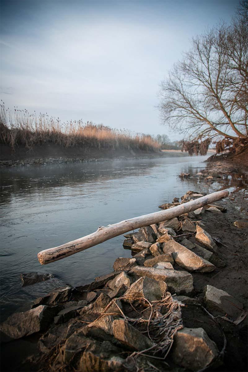 twelvefeet stories ianbuttau 18 -  - Flussfischen, Flussangeln auf Karpfen, Flussangeln, Das Abenteuer am Fluss