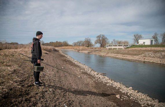 Das Abenteuer am Fluss