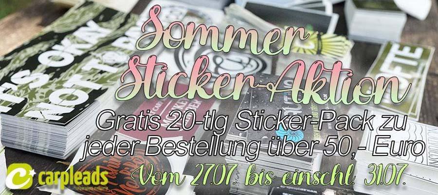 twelvefeetmag carpleads sticker set 1 -  - Sticker-Set, sticker, Carpleads