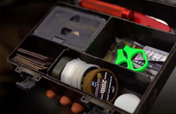 How To: So kannst du deine Tacklebox verkleinern