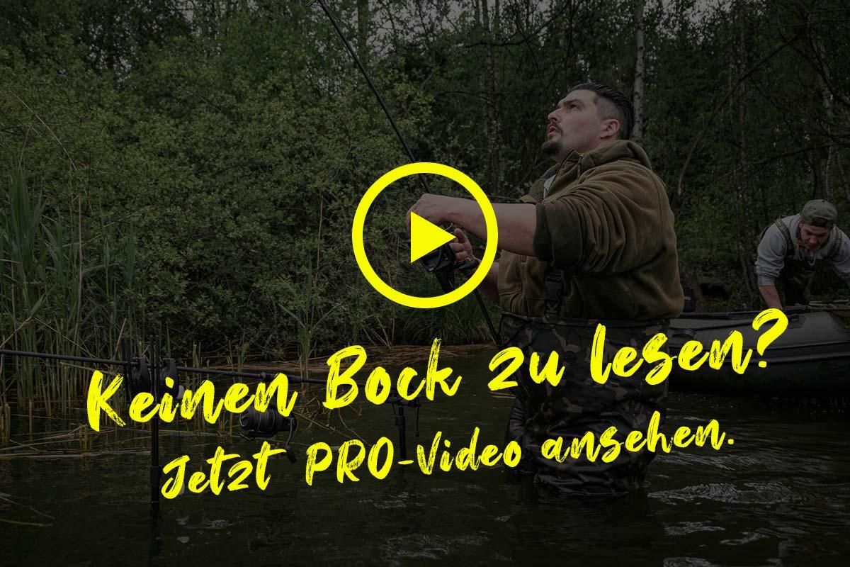 12ft 0221 01 Feature AbenteuerFluss big CTA -  - Natursee, Karpfenangeln am Natursee, Christian Wolf, Christian Espert