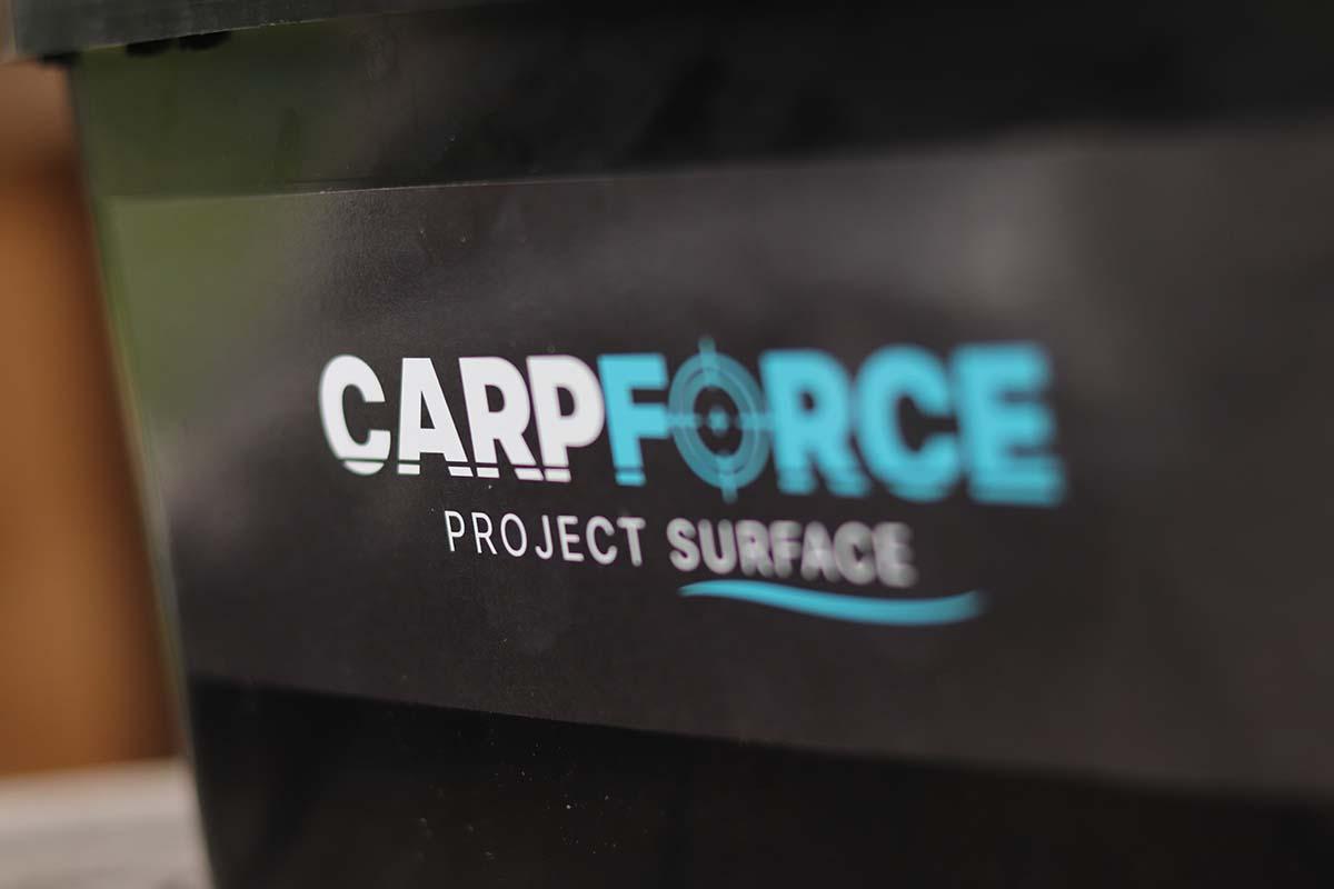 twelvefeetmag carpmellows carpforce 1 -  - Project Surface, Karpfenangeln Oberfläche, Karpfenanageln an der Oberfläche, CarpMellows, CarpForce