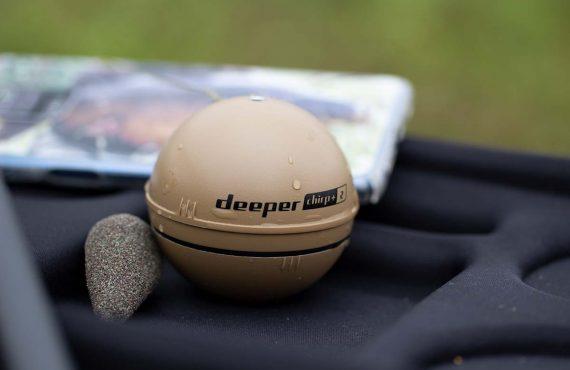 Vorgestellt: der neue Deeper Chirp+ 2