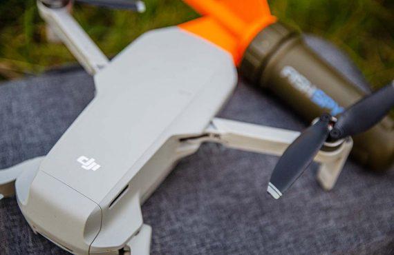 Drohnen: angeln oder Fische fangen? – Janik Wolf