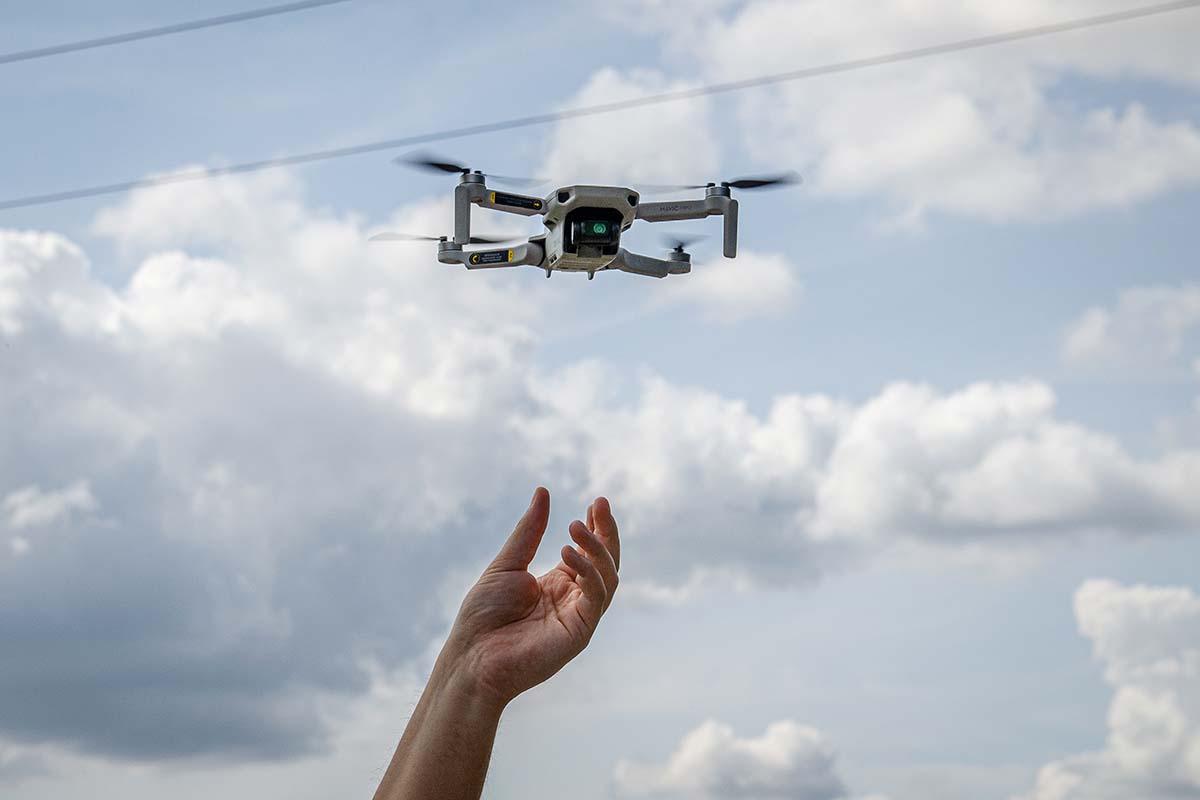 twelvefeetmag karpfenangeln mit der drohne 5 -  - Karpfenangeln mit Drohne, Drohne