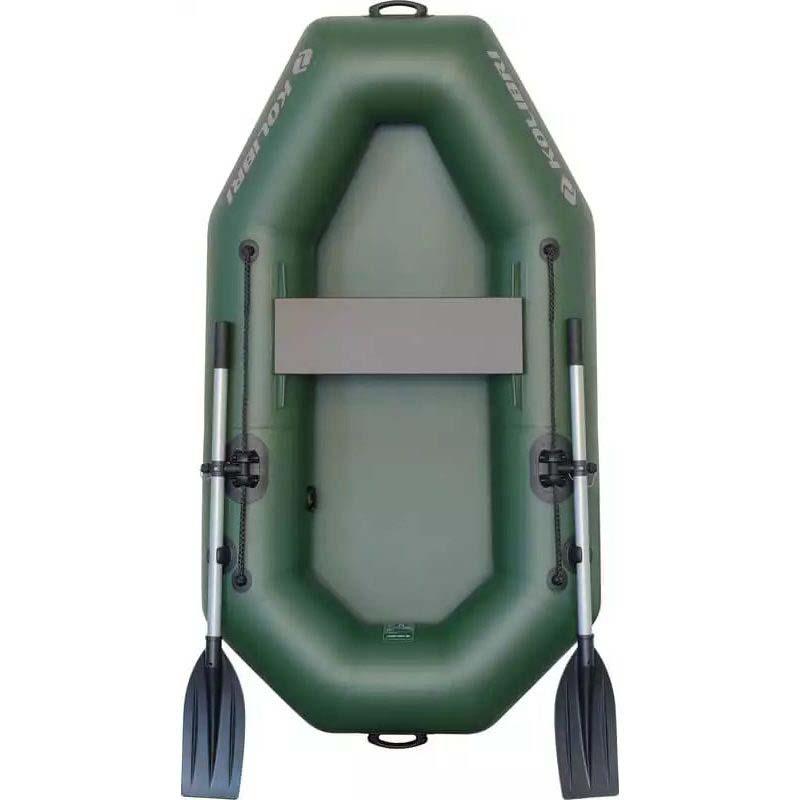 twelvefeetmag kolibri schlauchboote carpline24 4 -  - Schlauchboot zum Karpfenangeln, Schlauchboot, Kolibri Schlauchboot, Carpline24