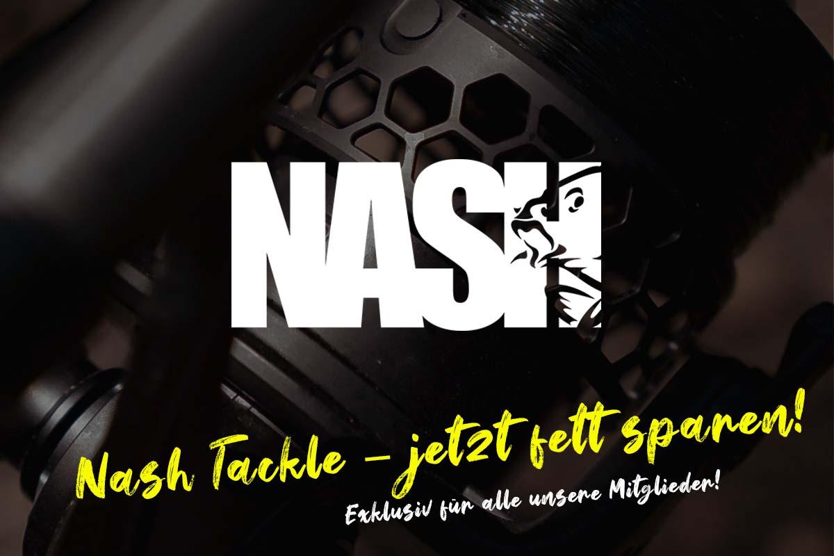 twelvefeetmag nash tackle sparen -  - twelve ft. PRO, Exklusive Rabatte, angelzentrale herrieden, Angelzentrale