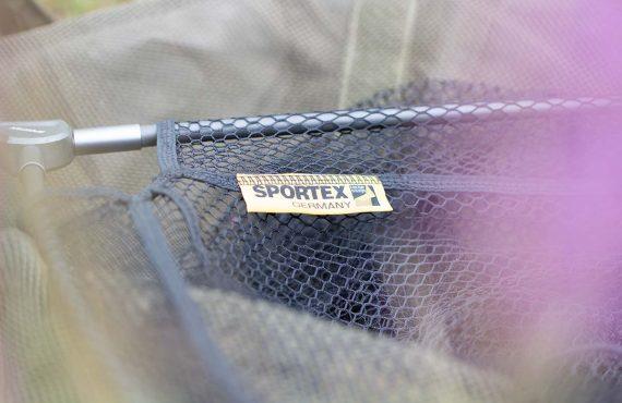 Karpfenkescher vorgestellt: Sportex Carp Net