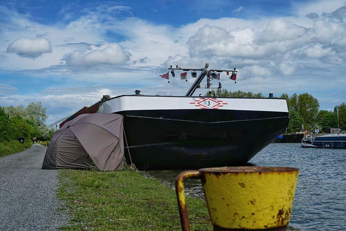twelvefeetmag karpfenangeln am kanal 5 -  - Karpfenangeln Kanal, Karpfenangeln am Kanal, Kanal