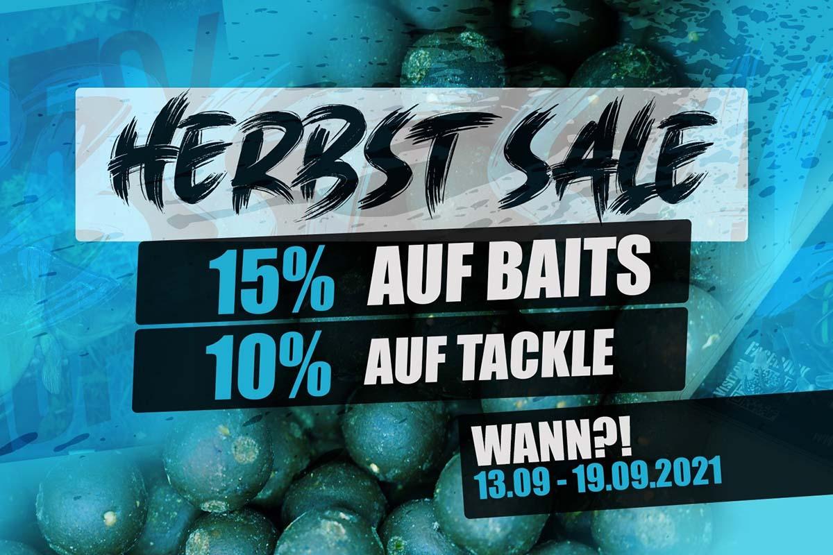 twelvefeetmag pr baits herbst sale 1 -  - P.R. Baits, Herbst-Sale