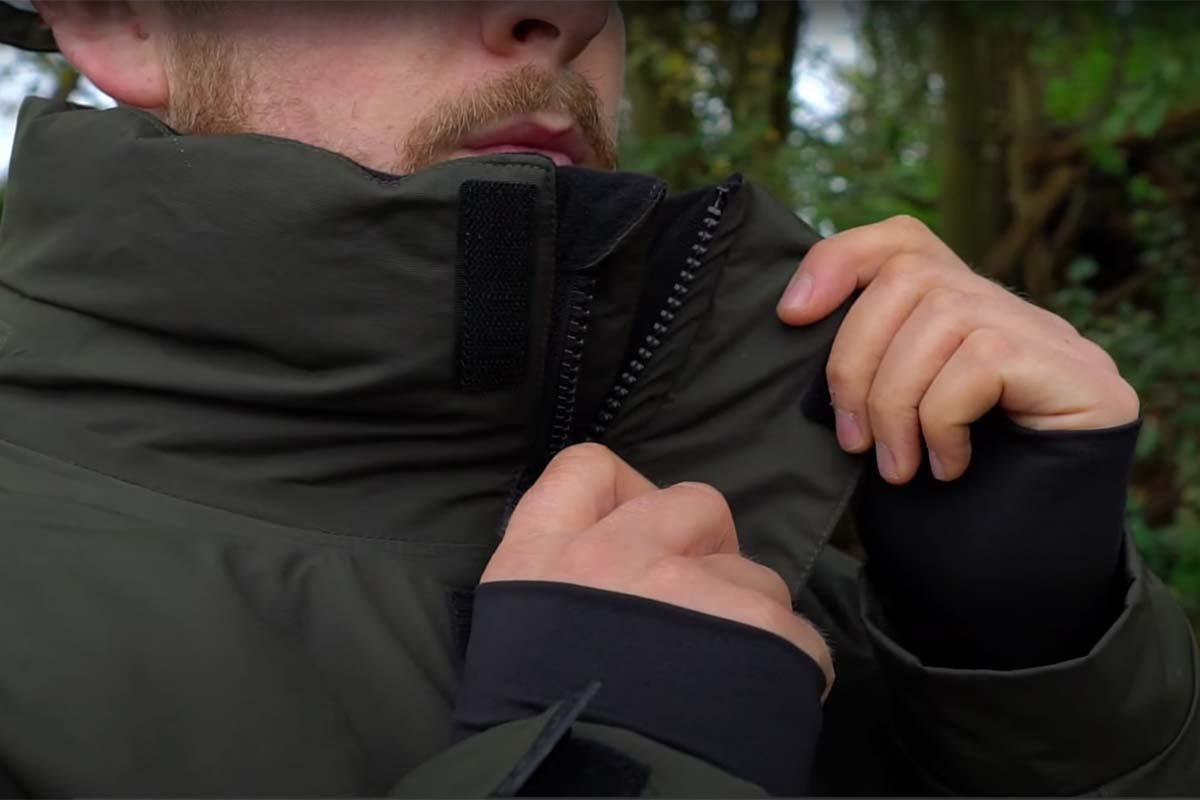 twelvefeetmag winterbekleidung karpfenangeln 4 -  - Winterbekleidung Karpfenangler, Winteranzüge Karpfenangler, Winteranzüge, Karpfenangler Bekleidung