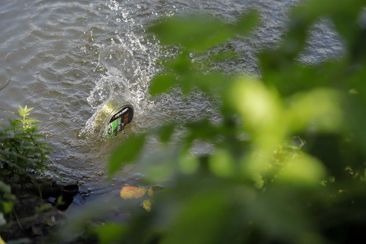 twelvefeetmag wurfangeln am running lake 8 -  - Wurfangeln am Running-Lake, Wurfangeln, Running-Lake